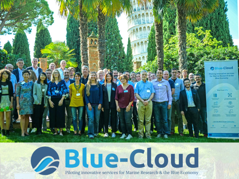 Blue Cloud team
